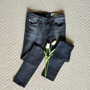 Diesel - Skinzee Super Slim-Skinny Jeans